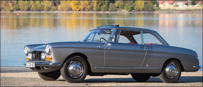 Même s'il a des airs de Ferrari ce coupé français des années 70 a fière allure. Quelle est cette auto ?