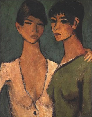 "Qui a peint ""Deux sœurs"" ?"
