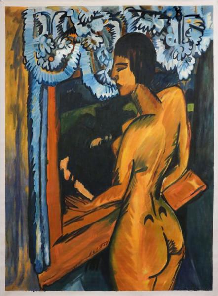 """Qui a peint """"Femme nue à la fenêtre"""" ?"""
