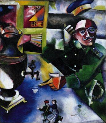 """Qui a peint """"Le Soldat boit"""" ?"""