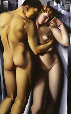 """Qui a peint """"Adam et Eve"""" ?"""