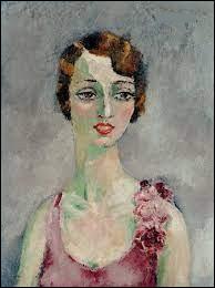 Qui a réalisé ce portrait de femme ?
