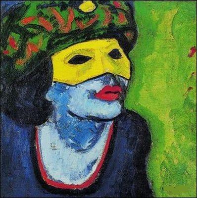 """Qui a représenté """"La Femme masquée"""" ?"""