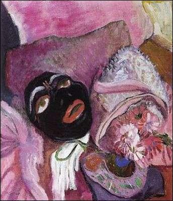 """Qui a peint """"Le Masque noir"""" ?"""