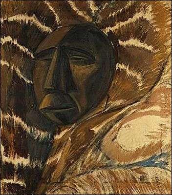 """Qui a peint ce tableau intitulé """"Le Masque"""" ?"""