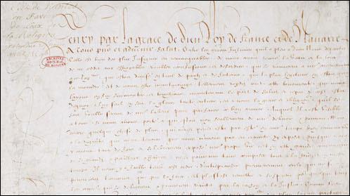 Quel roi de France proclama l'Édit de Nantes ?