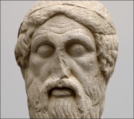 """À quel écrivain attribue-t-on la rédaction de """"L'Illiade et l'Odyssée"""" ?"""