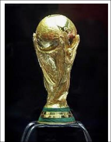 La Coupe du Monde de football se déroule...