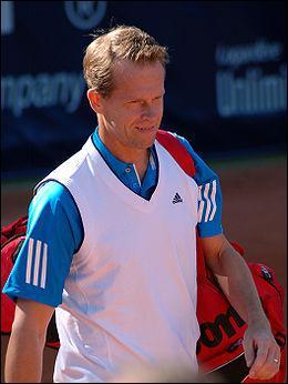 Joueur Suédois. 2 Open d'Australie, 2 Wimbledon, 2 US Open et plusieurs titres Masters.