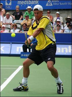 Joueur Australien. 1 Wimbledon, 1 US Open et plusieurs titres Masters.