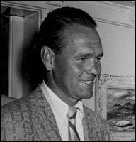 Joueur Américain. 1 Wimbledon, 2 US Open et plusieurs autres titres dans les années 40-50.