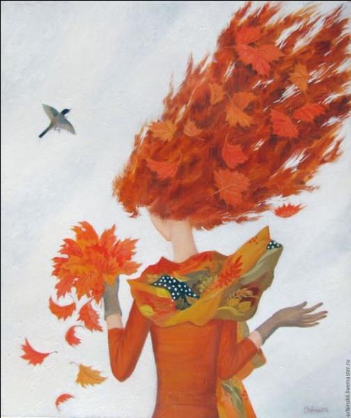 """Qui est l'auteur du recueil """"Les Feuilles d'automne"""" ?"""