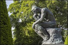 Art - À quel artiste doit-on cette sculpture en bronze ?