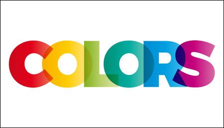 Quelles couleurs t'attirent le plus ?