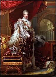 Histoire - Qui était Louis XV pour Charles X ?