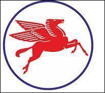 A quelle compagnie pétrolière ce vieux logo correspond-il ?