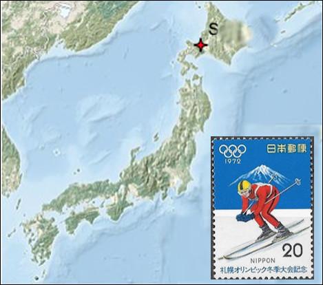 Quelle est cette ville du Japon, capitale de l'île d'Hokkaido, première ville d'Asie à accueillir les Jeux olympiques d'hiver en 1972 ?