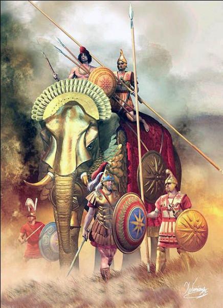 Quelles sont les guerres que se mèneront les généraux d'Alexandre le Grand pour le partage de son immense territoire après sa mort ?