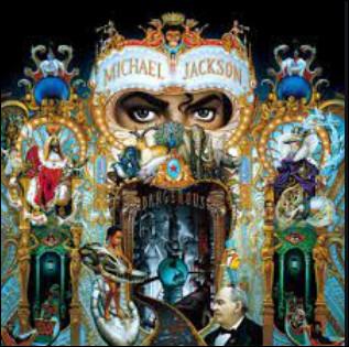 Quel est le nom de cet album de Michael Jackson ?