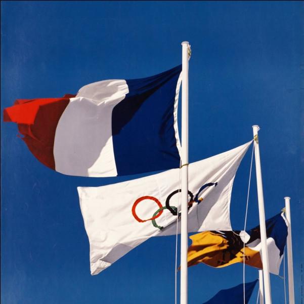 Ce fut la première fois que la France a accueilli les Jeux olympiques d'hiver.