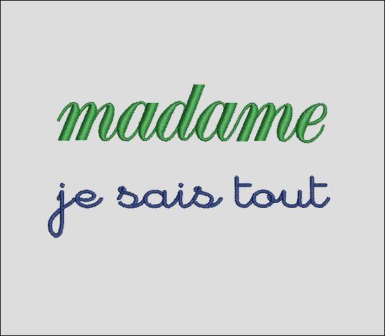 Madame Je-Sais-Tout connaît l'Alpe d'Huez comme sa poche, nous confie-t-elle ! La station est située dans le massif de l'Oisans !