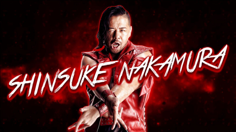 Quel est le finisher de Shinsuke Nakamura ?