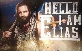 Quel est le finisher de Elias ?
