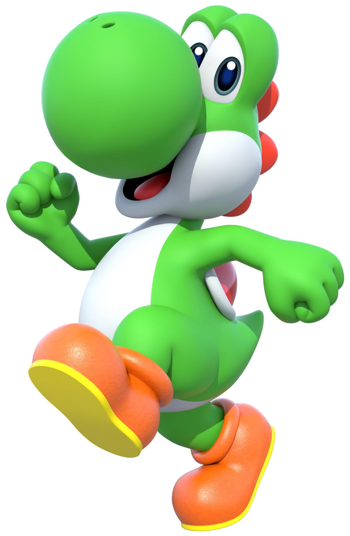 Yoshi dans les jeux ''Mario''