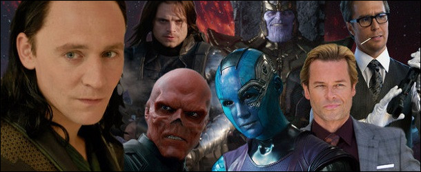 Quel antagoniste appréciez-vous parmi ceux-ci ?