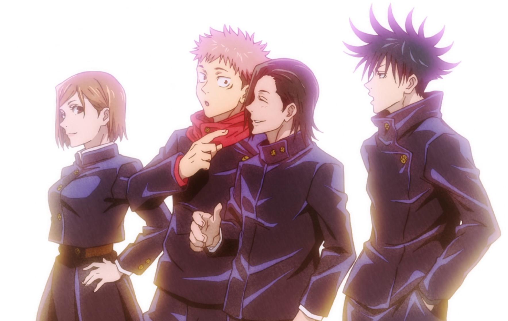 Animes de saison : automne 2020