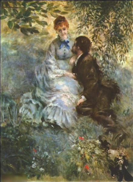 """Qui a peint """"Les Amoureux"""" ?"""
