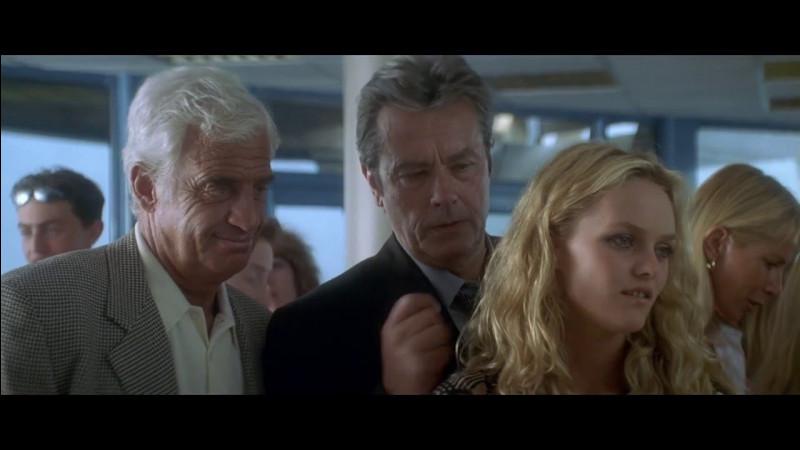 28 ans plus tard Delon et Belmondo se retrouvent, dans un autre film, réalisé par Patrice Leconte : quel est le titre de ce film ?