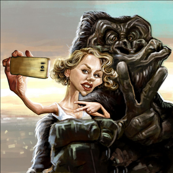 """""""King Kong"""" est un film dans lequel a joué Jessica Lange."""