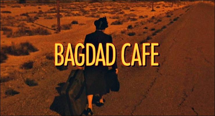"""""""Bagdad Café"""" est un long-métrage joué par Jack Nicholson."""