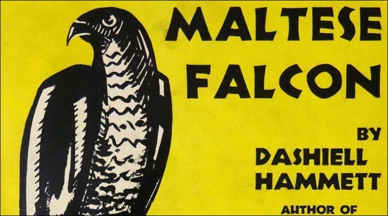 """""""Le Faucon maltais"""" est le titre d'un film joué par Humphrey Bogart."""