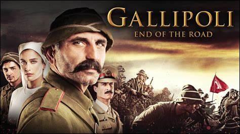 """""""Gallipoli"""" est un long-métrage interprété par Mel Gibson."""