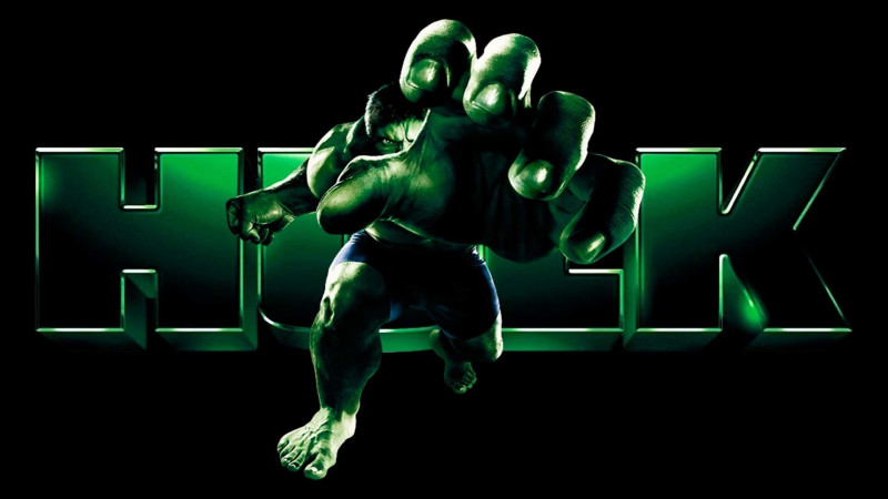 """""""Hulk"""" est le titre d'un film joué par Nick Nolte."""
