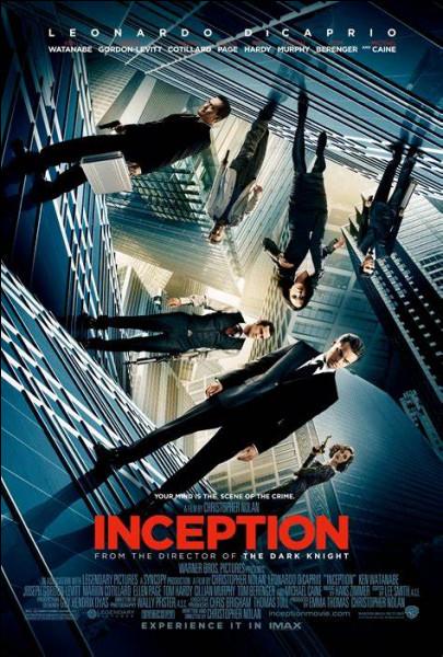 """""""Inception"""" est joué par Marion Cotillard."""
