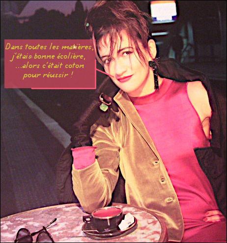 En 86, à défaut de persil, c'était dans les oreilles qu'il fallait se mettre la ouate, cette année-là ! Et la dame fut célèbre, même avant Sébastien...