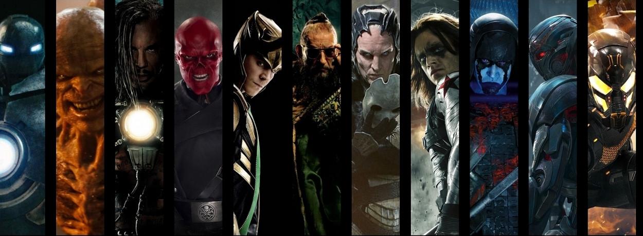 Les super-vilains Marvel (2)