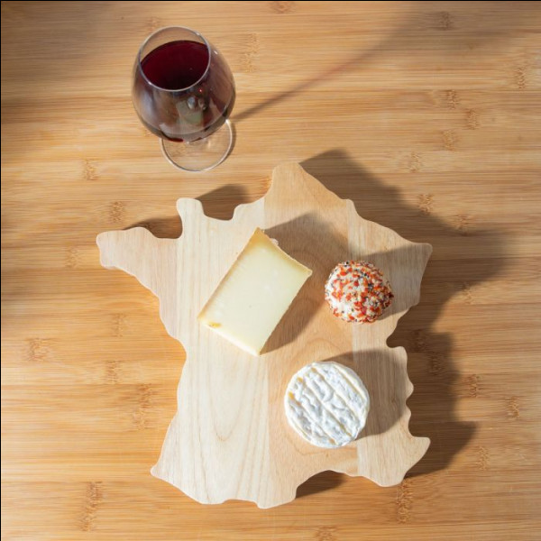 Quel était le nombre de fromages produits en France en 2015 ?