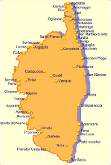 15 mai 1768 : À quelle république Louis XV achète-t-il la Corse ?