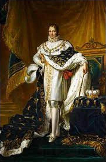 2 mai 1808 : Quel frère de Napoléon monte sur le trône d'Espagne ?
