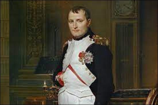 4 mai 1821 : Sur l'île de Sainte-Hélène, Napoléon Bonaparte se meurt d'un cancer, lequel ?