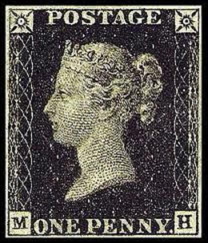 6 mai 1840 : Dans quel pays est utilisé pour la première fois un timbre poste ?