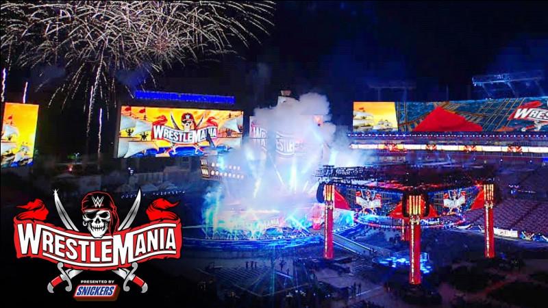 Le 7 février au Raymond James Stadium, je ne vous parle pas de WrestleMania 37 mais de la…