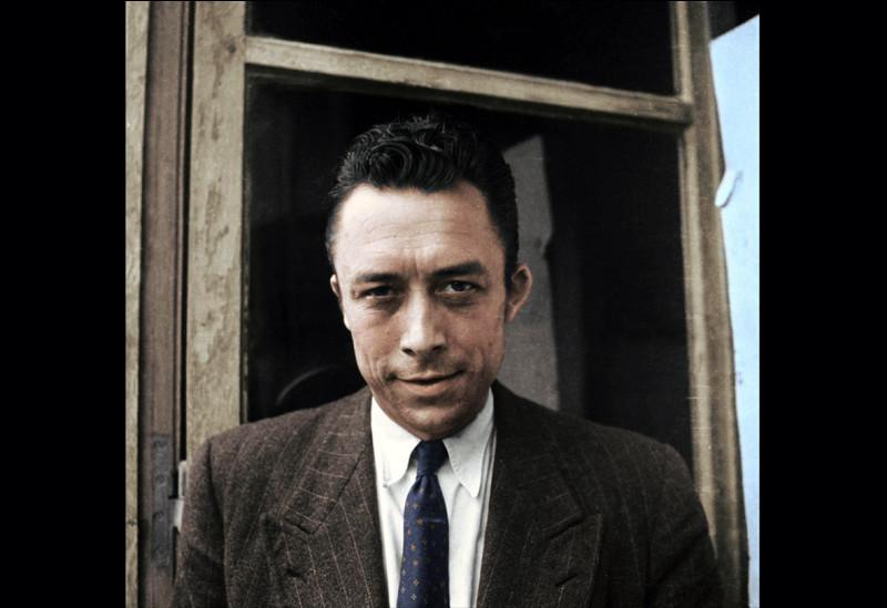 Comment Albert Camus est-il décédé ?