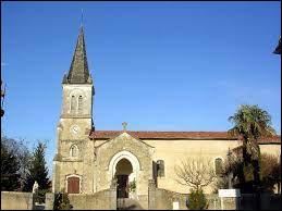 Commune Landaise, Castelnau-Chalosse se situe en région ...