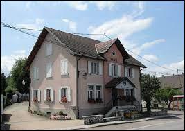 Commune du Grand-Est de l'arrondissement d'Altkirch, au sein de CEA, Muespach-le-Haut se situe dans le département ...