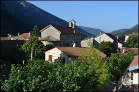 Village Drômois, Treschenu-Creyens se situe dans l'ex région ...